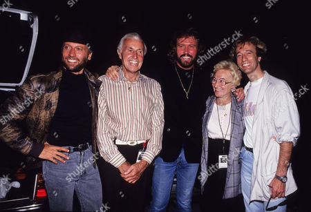 Editorial picture of The Bee Gees 'One For All' Tour - 30 Aug 2006