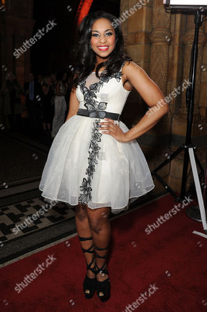 the Book of Mormon Press Night Afterparty at the Natural History Museum Alexia Khadime