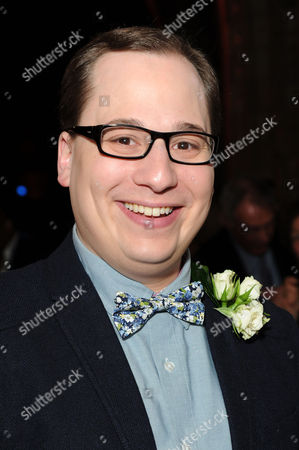 the Book of Mormon Press Night Afterparty at the Natural History Museum Jared Gertner