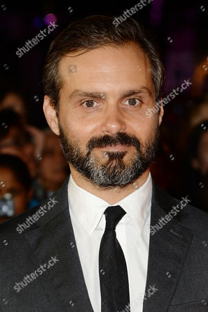 'The Disappearance of Eleanor Rigby' Premiere at the Odeon Leicester Square During the Bfi London Film Festival 2014 Director Ned Benson