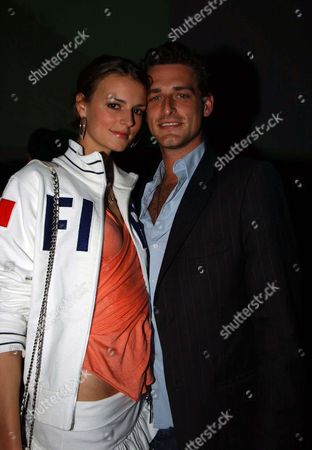 Editorial picture of The Fiat Hydrodgen Launch Party at Sketch - 11 May 2004
