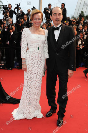 Opening Night Gala and 'The Great Gatsby' Red Carpet at the Palais Des Festivals During the 66th Cannes Film Festival Caroline Gruosi-scheufele