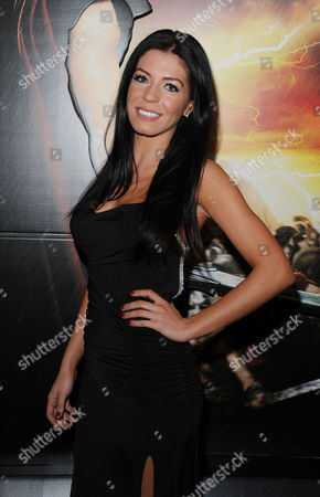the Legend of Hercules - Vip Screening at the Courthouse Hotel Cara Kilbey