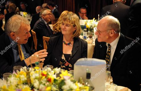 The Macmillan House of Lords and House of Commons Parliamentary Palace of Varieties Jane Bonham Carter & Lord Colwyn