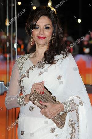 the Second Best Exotic Marigold Hotel Royal World Film Premiere Lillete Dubey