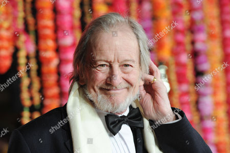 the Second Best Exotic Marigold Hotel Royal World Film Premiere Ronald Pickup