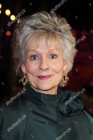 the Second Best Exotic Marigold Hotel Royal World Film Premiere Diana Hardcastle