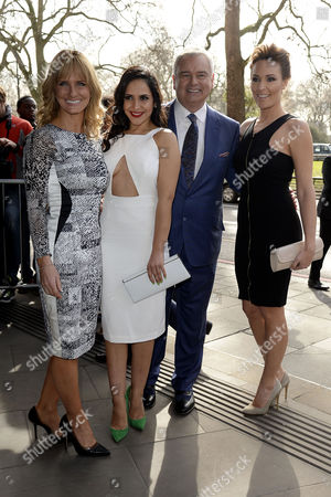 Editorial picture of Tric Awards Arrivals - 10 Mar 2015