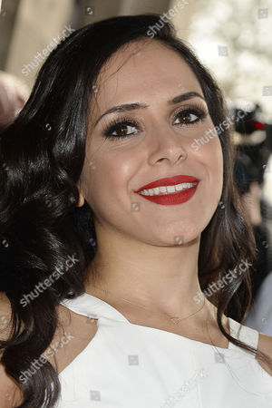 Editorial image of Tric Awards Arrivals - 10 Mar 2015