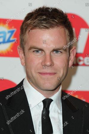 Tv Choice Awards 2013 at Thedorchester Hotel Matt Barbet