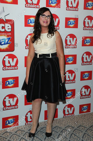 Tv Choice Awards 2013 at Thedorchester Hotel Andrea Begley