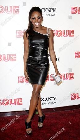 Editorial image of Uk Gala Premiere of 'Burlesque' at the Empire Leicester Square - 13 Dec 2010