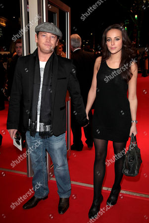 Uk Premiere of 'Invictus' at the Odeon Westend Sid Owen and Polly Parsons