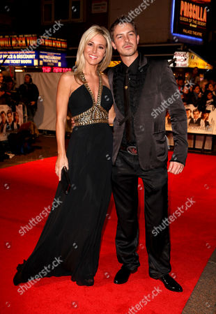 Uk Premiere of 'Me and Orson Welles' at the Vue Leicester Square Karen Mckay and Ashley Taylor Dawson