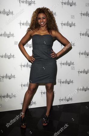 Uk Premiere of 'Twilight' at the Vue Leicester Square Britannia High - Rana Roy