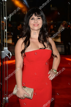'Unbroken' Premiere at the Odeon Leicester Square Maddalena Ischiale