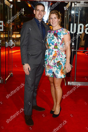 'Unbroken' Premiere at the Odeon Leicester Square Etienne Stott
