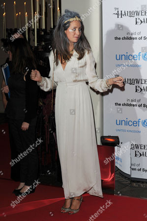 Unicef Halloween Party at One Mayfair India Langton