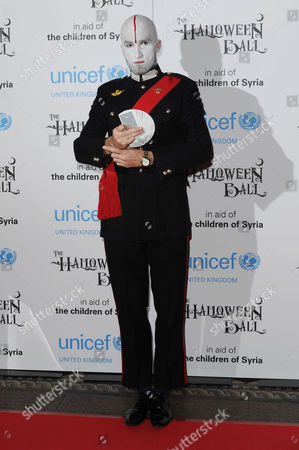 Unicef Halloween Party at One Mayfair Drummond Money-coutts