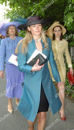 The Wedding of Hugh Van Cutsem Junior to Rose Astor at Burford Parish Church Burford Uk Davina Duckworth-chad