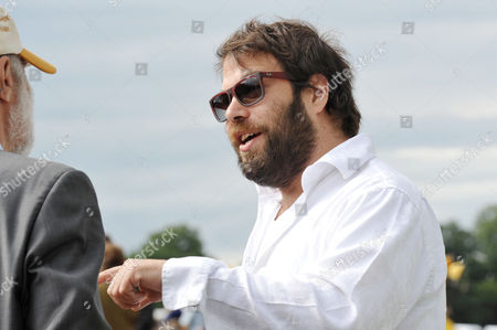 Veuve Clicquot Gold Cup Final Polo at Cowdray Park West Sussex Simon Konecki Boyfriend of Adele