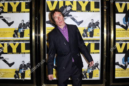 'Vinyl' London Gala Screening at the Empire Leicester Square Steve Diggle