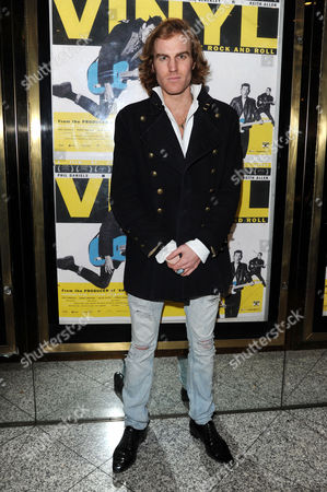 'Vinyl' London Gala Screening at the Empire Leicester Square the Tribes - Miguel Demelo