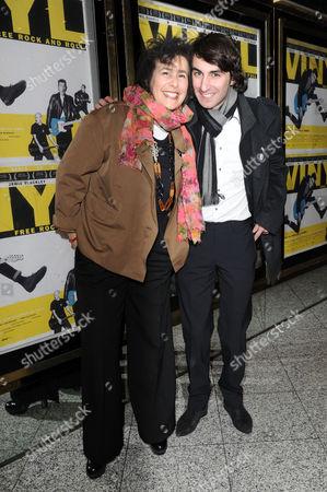 'Vinyl' London Gala Screening at the Empire Leicester Square Sara Sugarman and Joel Sugarman