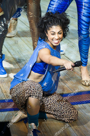 Viva Forever First Night Curtain Call at the Piccadilly Theatre Siobhan Athwal