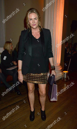 Walpole Awards at the Banqueting House Whitehall Emma Hill of Mulberry Winner of British Luxury Brand Award