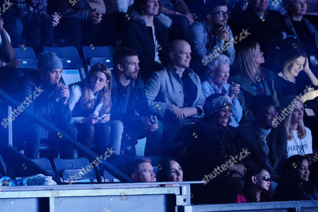 Stock Picture of We Day Wembley Arena Sam Branson Beatrice Princess of York Jacobi Anstruther Gough Calthorpe Eve Branson