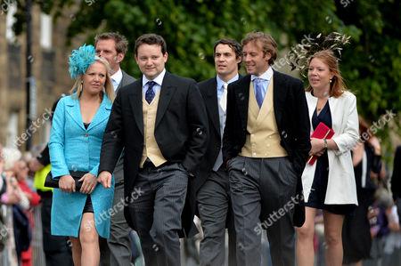 Wedding at Alnwick Northumberland Adam Bidwell