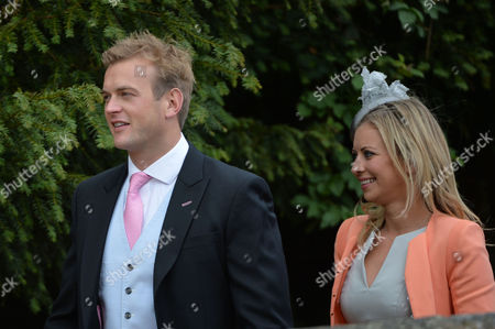 Wedding at Alnwick Northumberland Holly Branson and Her Husband Fred Andrews