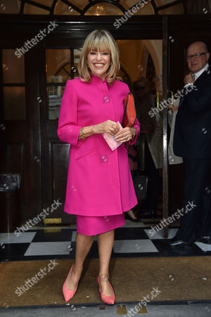 30 04 2015 Wedding of Patti Boyd (ex- Mrs George Harrison and Eric Clapton) to Her Partner of 25 Years Rod Weston at Kensington and Chelsea Register Office Kings Road West London Edina Ronay