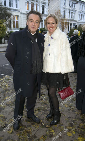Wedding at St Peter's Church Belsize Park Kenton Allen and His Wife Imogen Edwards-jones