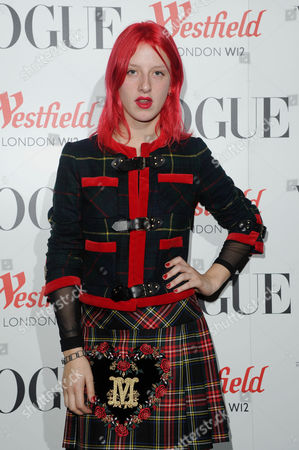 Editorial image of Westfield 5th Birthday, London, UK - 30 Oct 2013