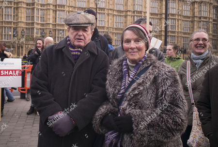 Editorial image of Westminster Anti-fracking Rally - 26 Jan 2015