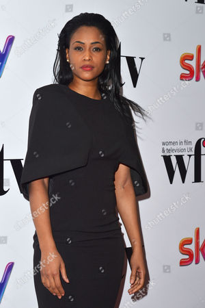 Women in Film and Television Awards at the Park Lane Hilton Tiana Benjamin