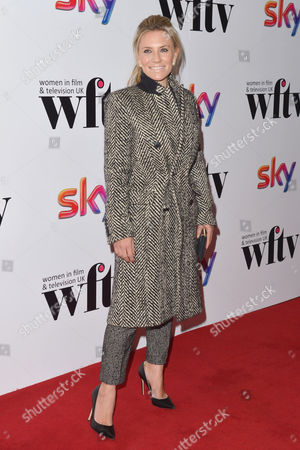 Women in Film and Television Awards at the Park Lane Hilton Georgie Thompson