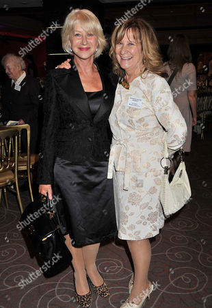 Woman of the Year Awards Lunch at the Intercontinental Hotel Dame Helen Mirren and Baroness Helena Kennedy