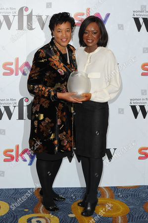 Editorial picture of Women in Film and Television Awards - 06 Dec 2013
