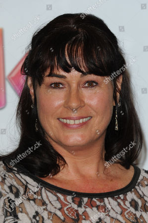 Stock Picture of Women in Film and Television Awards 2013 at the Park Lane Hilton Julie Ritson Winner of the Panalux Craft Award