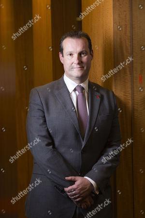 Editorial picture of Craig Donaldson, Chief Executive of Metro Bank, London, UK - 18 Nov 2016