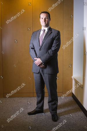 Stock Image of Craig Donaldson, Chief Executive of Metro Bank