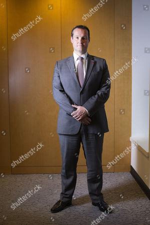 Editorial photo of Craig Donaldson, Chief Executive of Metro Bank, London, UK - 18 Nov 2016