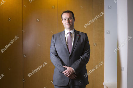 Stock Picture of Craig Donaldson, Chief Executive of Metro Bank