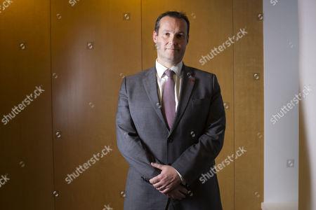 Stock Photo of Craig Donaldson, Chief Executive of Metro Bank