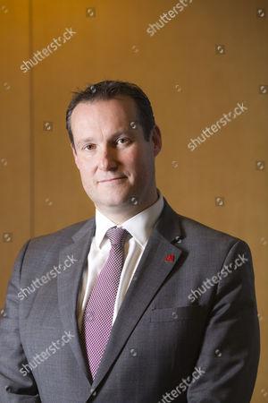 Craig Donaldson, Chief Executive of Metro Bank
