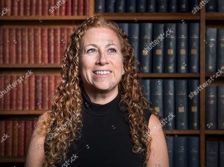 Editorial photo of Jodi Picoult at The Oxford Union, UK - 28 Nov 2016