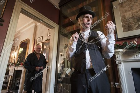 Editorial image of Victorian Christmas at Charles Dickens Museum, London, UK - 29 Nov 2016